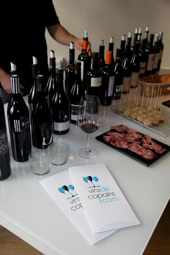 Des vins testés et approuvés!